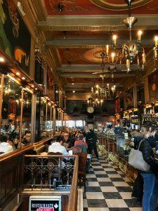 Café a Brasileira a Lisbona