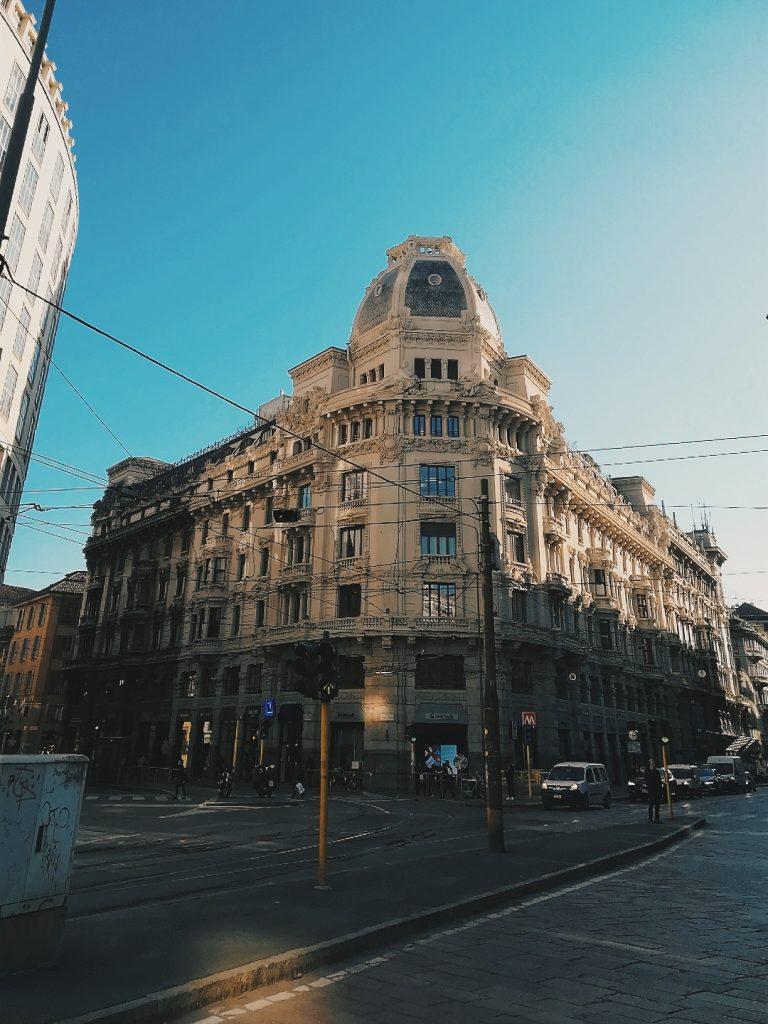 palazzi di Milano: Palazzo Meroni