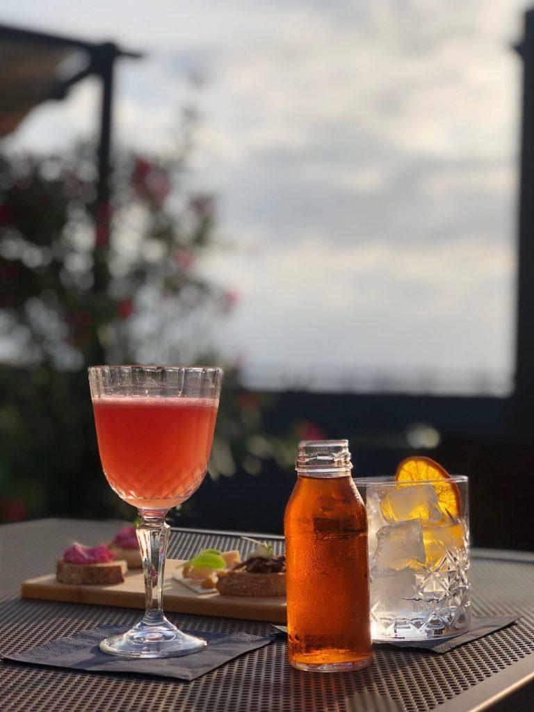 Visionair: aperitivo