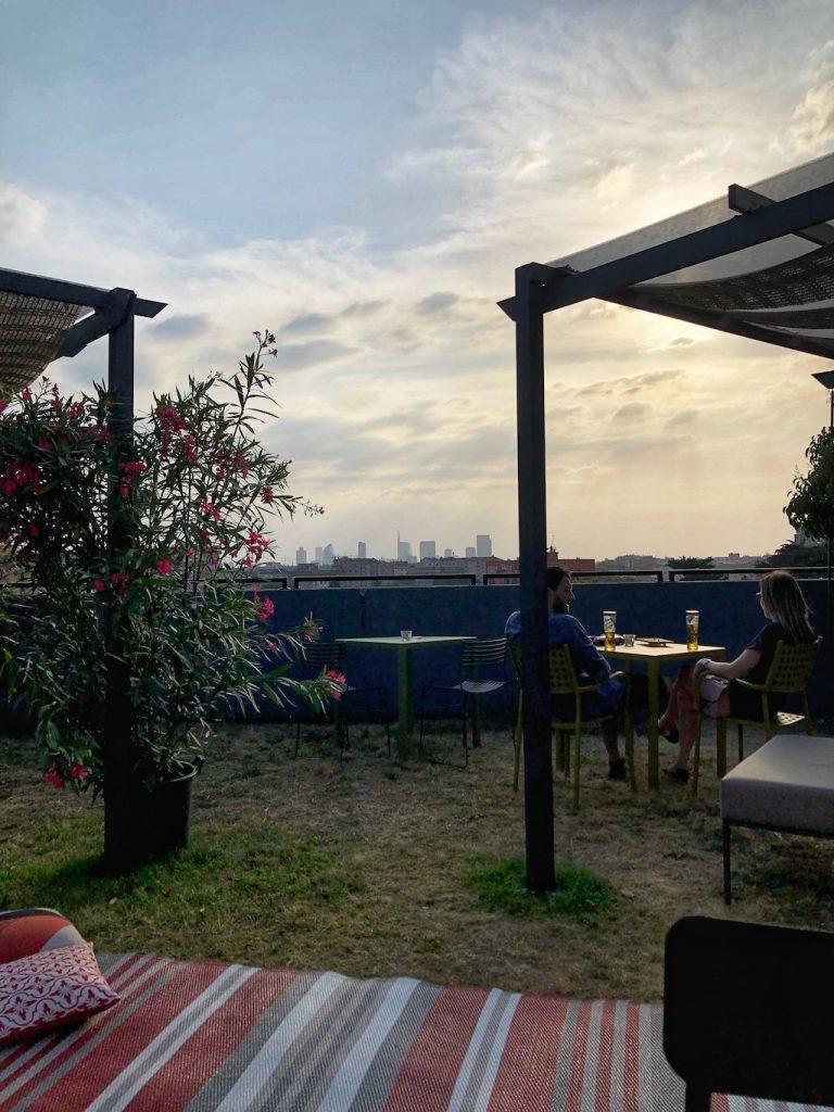 nuovi ristoranti a Milano: Visionair