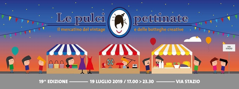 Eventi di luglio a Milano: Le Pulci Pettinate