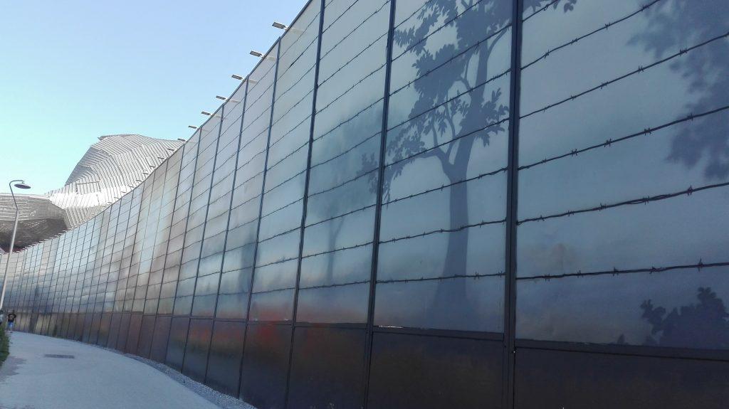 street art a Milano: wall a citylife