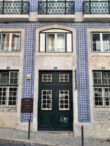 Una sede di Landeau a Lisbona