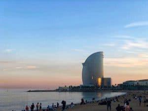 Barcellona in 3 giorni: La Barceloneta