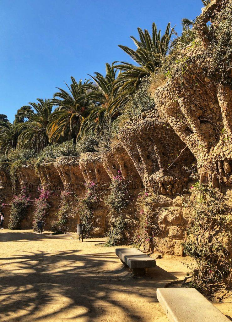 Barcellona in 3 giorni: Park Güell