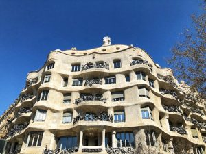 Barcellona in 3 giorni: La Pedrera
