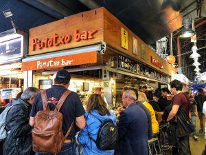 Il Pinotxo Bar all'interno della Boqueria