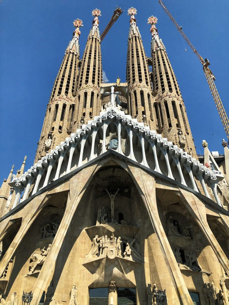 Barcellona in 3 giorni: Sagrada Familia