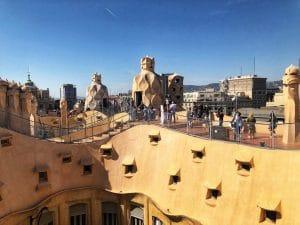 I tetti de la Pedrera