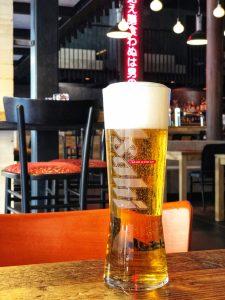 Chemona a Milano: la birra Asahi
