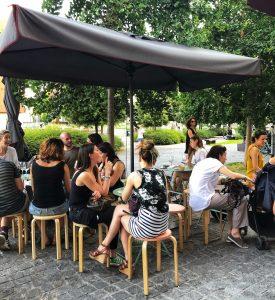 Enoteche all'aperto a Milano: Vinello