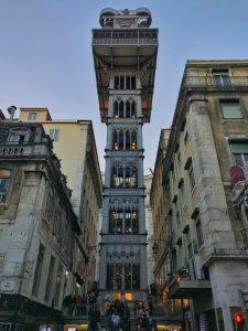 Lisbona in 3 giorni: Elevador de Santa Justa