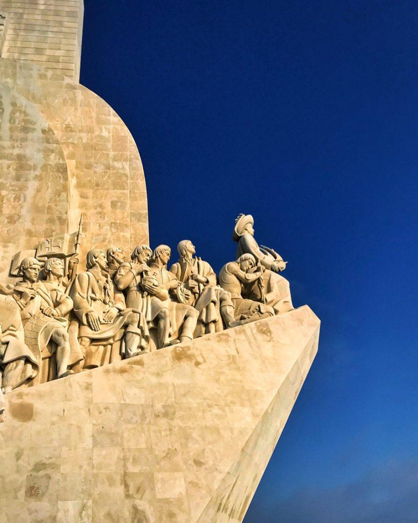 Il Monumento alle Scoperte