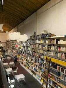 La libreria Ler Devagar