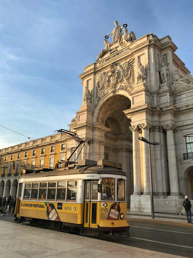 Lisbona in 3 giorni: Praça do Comércio