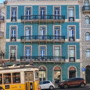 Palazzi di Lisbona