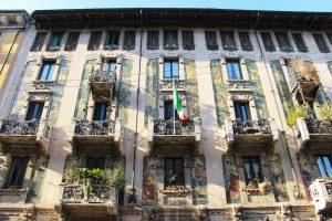 Cosa fare a Milano gratis: Casa Galimberti