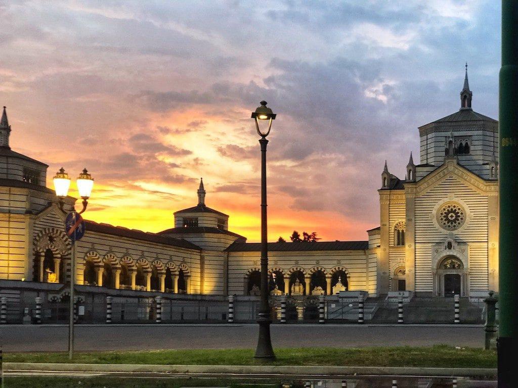 Cosa fare a Milano gratis: il Cimitero Monumentale