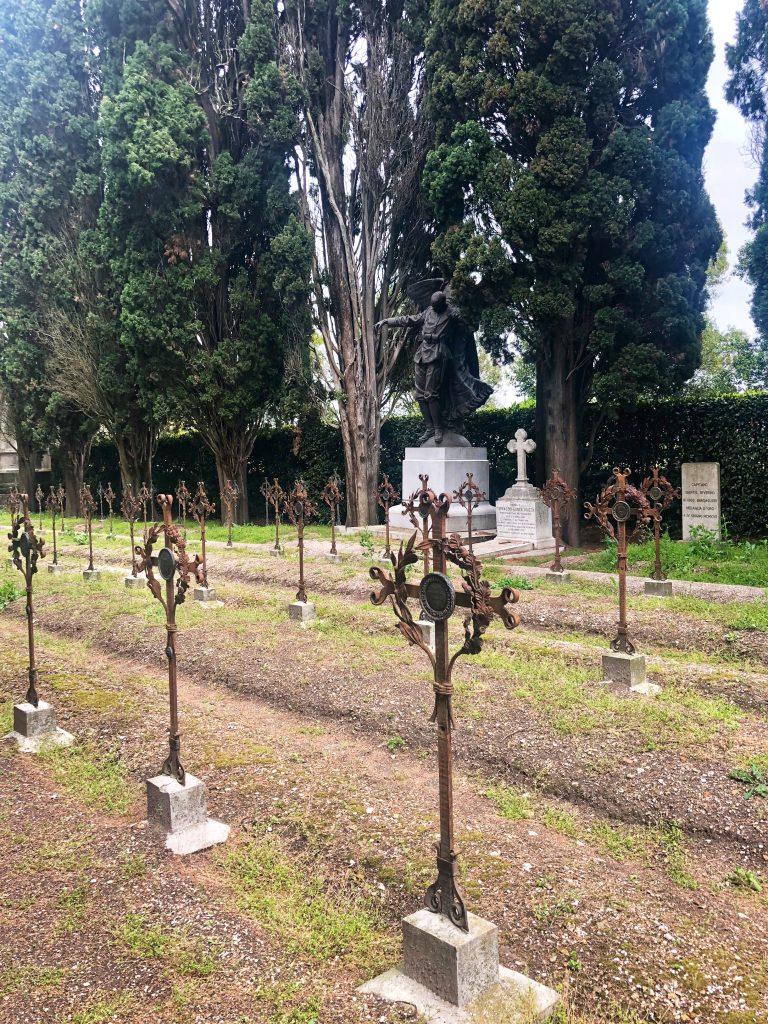 Aquileia - Il Cimitero degli Eroi