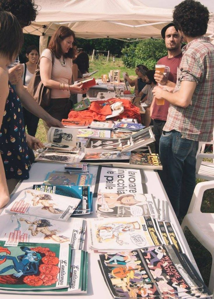 Eventi di settembre a Milano: Gomma Festival