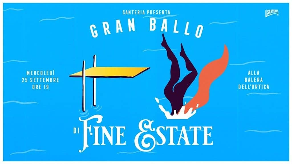 Gran Ballo di Fine Estate alla Balera dell'Ortica