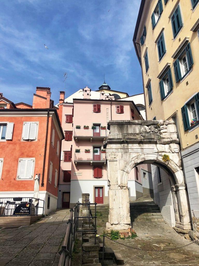 L'Arco di Riccardo a Trieste