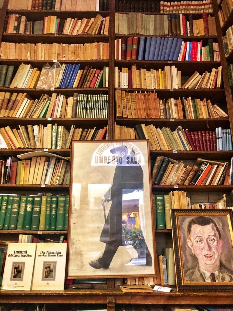 La Libreria Antiquaria Umberto Saba a Trieste