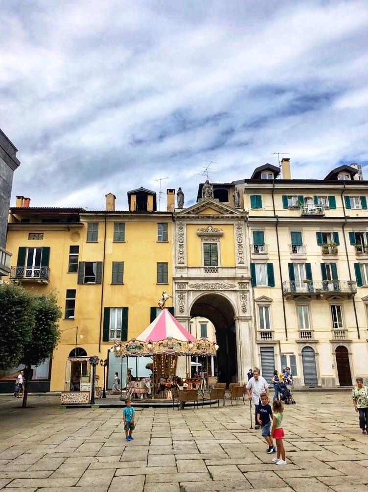 Varese: l'Arco Mera