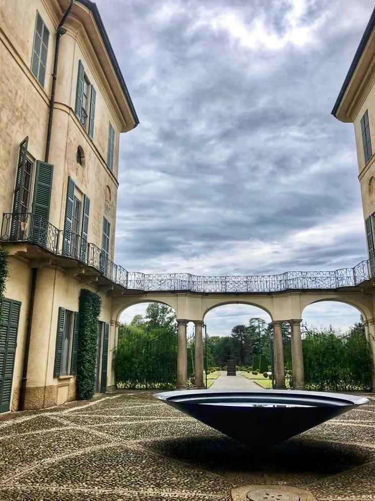 giardino di Villa Panza