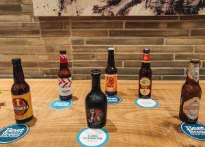 Le birre del Four Points Best Brews Fest