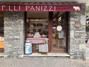 Weekend a Courmayeur: la spesa da Panizzi