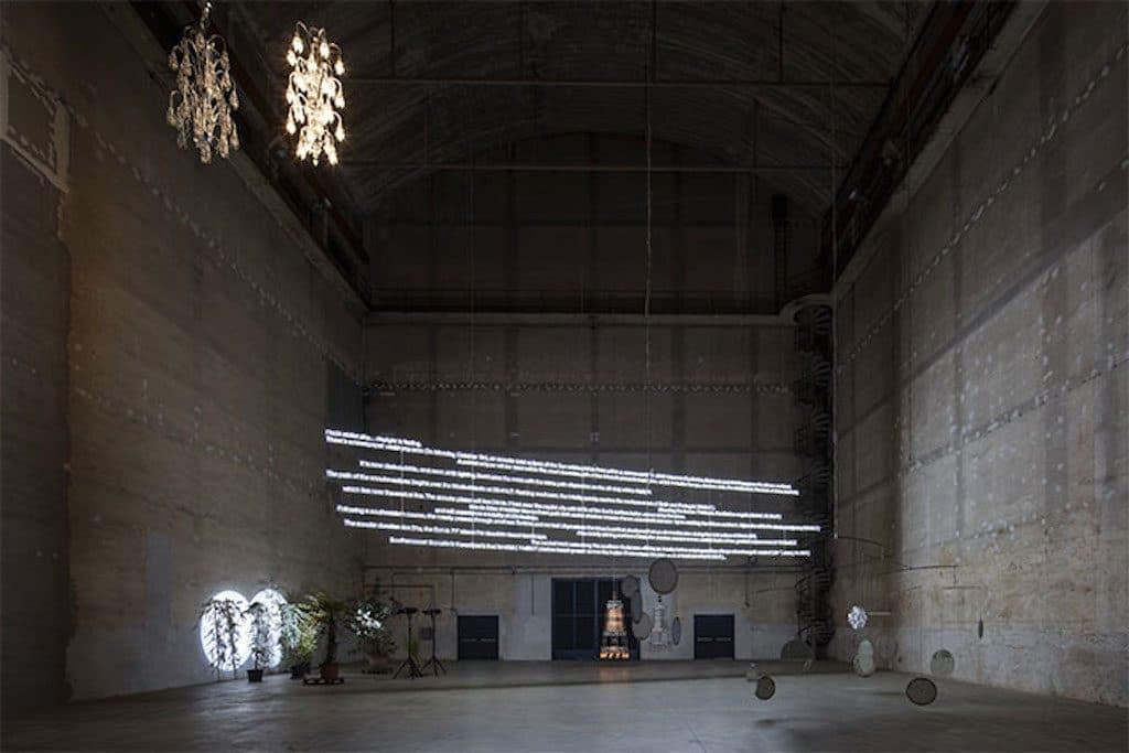 """Mostre di novembre a Milano: Ceryth Whym Evans, """"…the Illuminating Gas"""""""