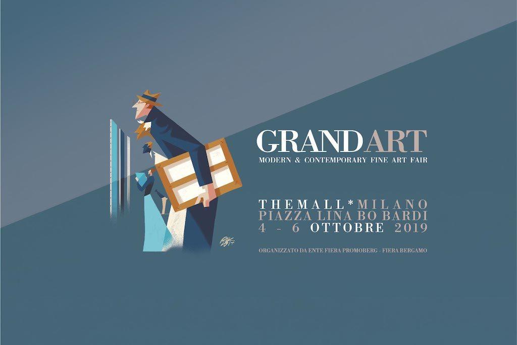 Eventi di ottobre a Milano: Grand Art
