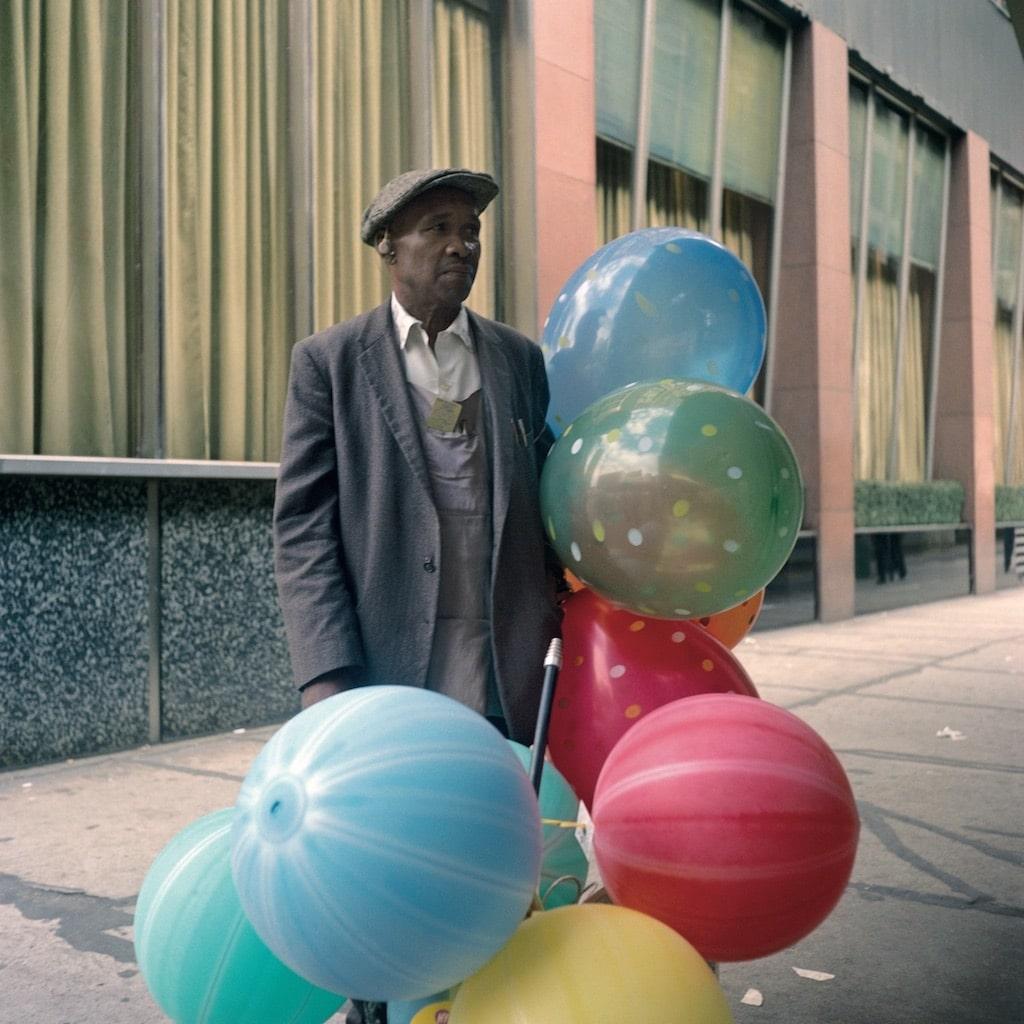 Mostre di novembre a Milano: Vivian Maier. A Colori