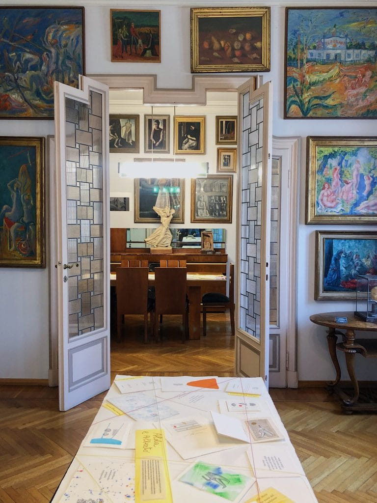 Case Museo a Milano:  Boschi Di Stefano