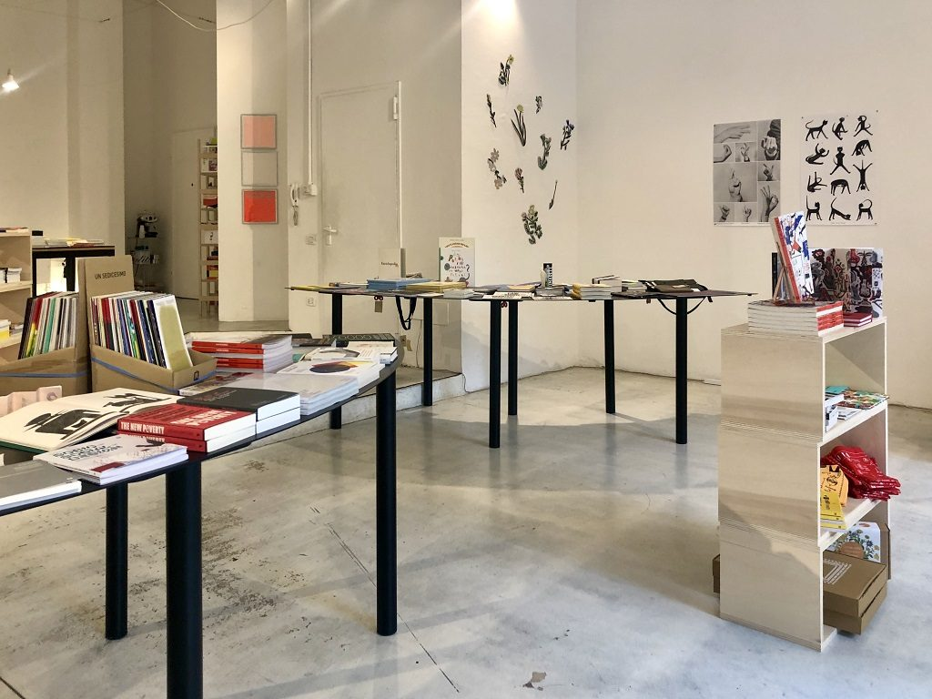 Librerie a Milano: 121 + Libreria exTemporanea