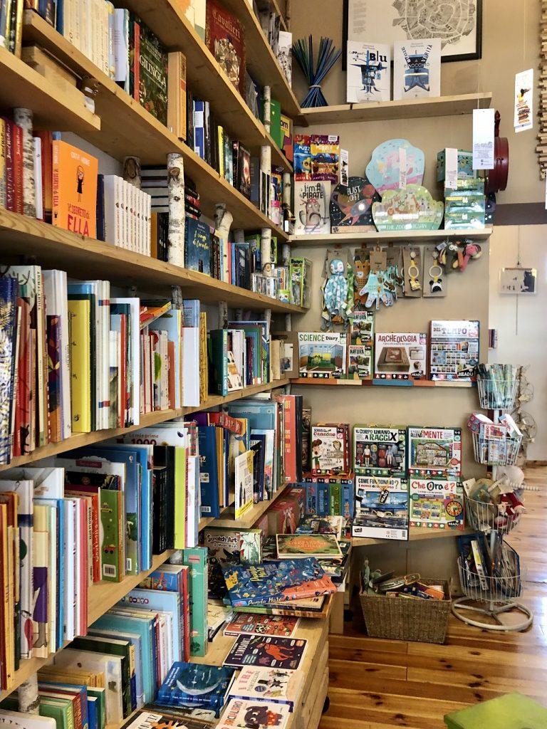 Librerie a Milano: Corteccia