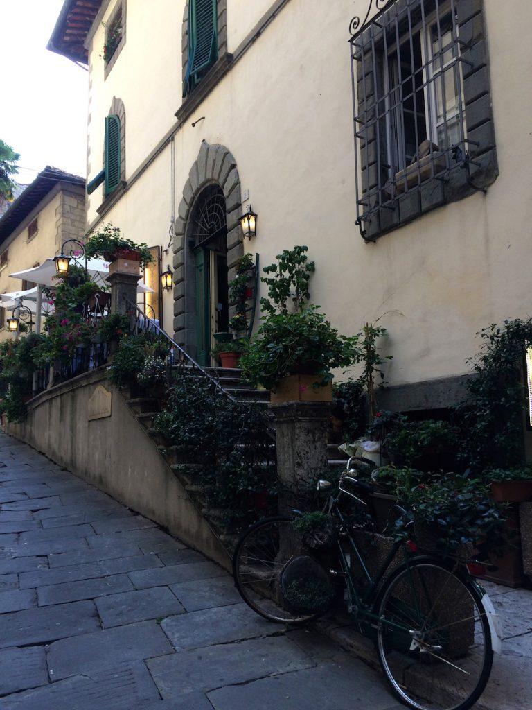 Cortona, centro storico