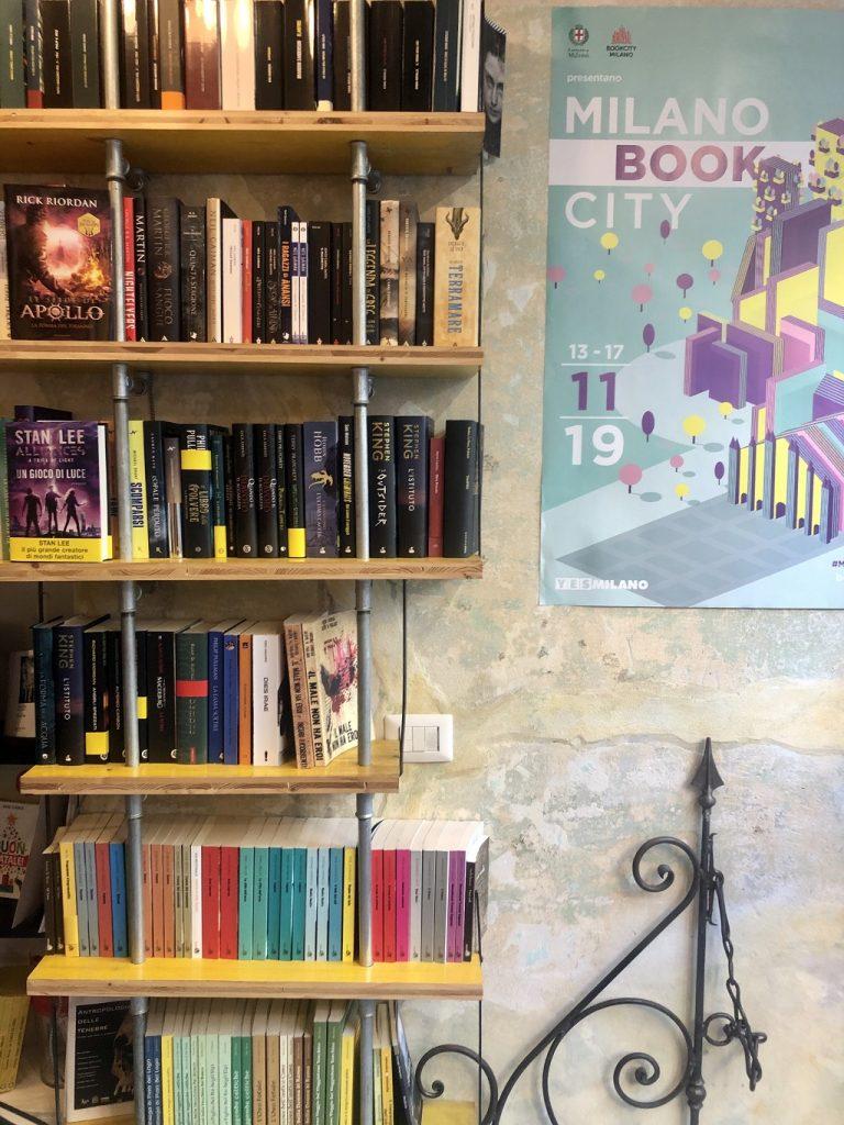 Librerie a Milano: Il Covo della Ladra