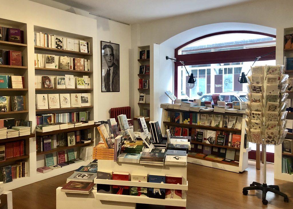 Librerie a Milano: Tempo Ritrovato Libr