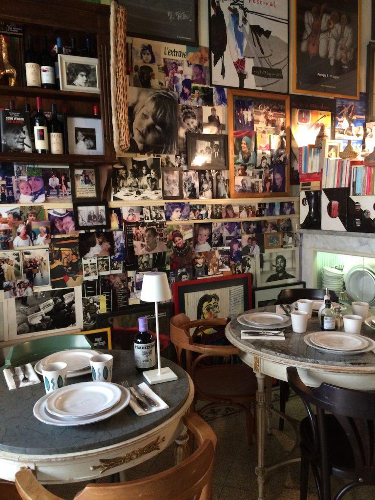 Umbria on the road: ristorante La Bottega di Assù, a Bevagna