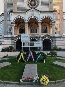 Monumento ai caduti del gruppo BPPR