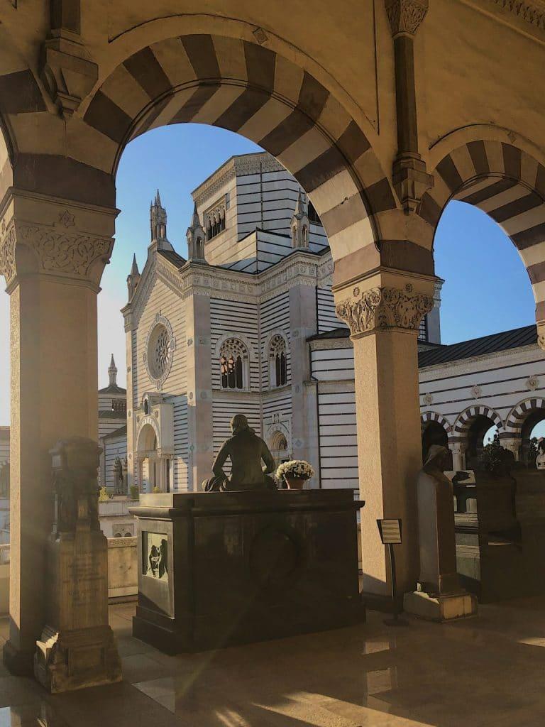Arcate del Cimitero Monumentale