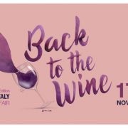 Eventi del vino: Back to the Wine