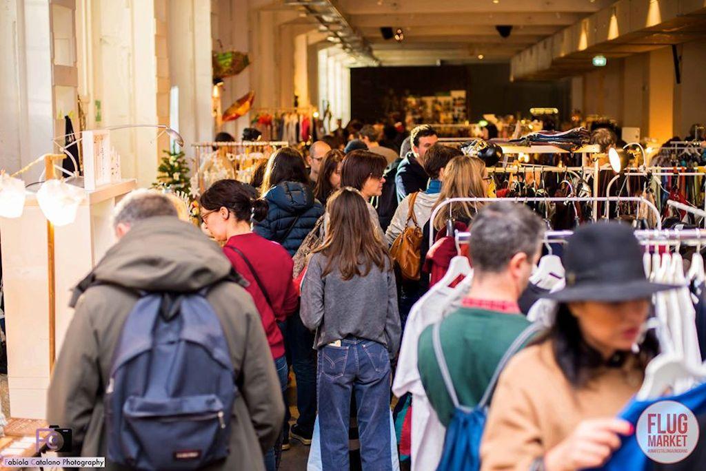 Flug Market a BASE Milano
