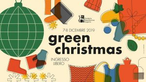 Mercatini di Natale a Milano: Green Christmas 2019, locandina