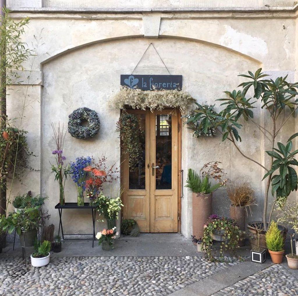 La Fioreria Cuccagna, Milano