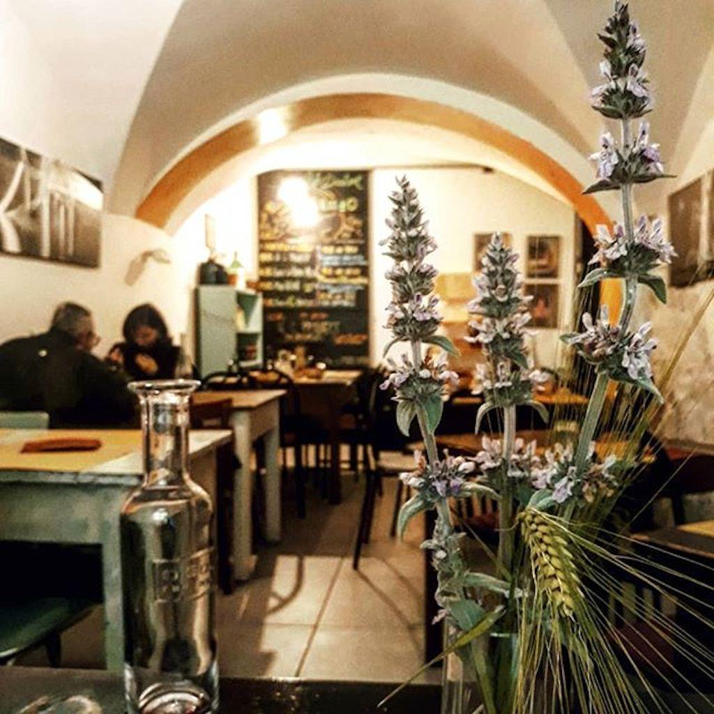 Umbria on the road: Bistrot Maramao Pan e Vin, Perugia