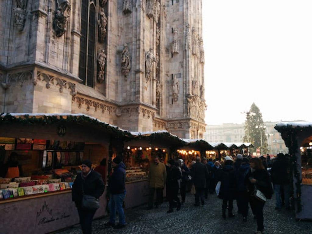 Mercatino di Natale del Duomo di Milano