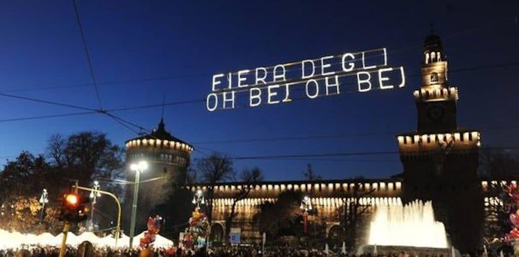 Mercatini di Natale a Milano: Fiera degli Oh Bej Oh Bej